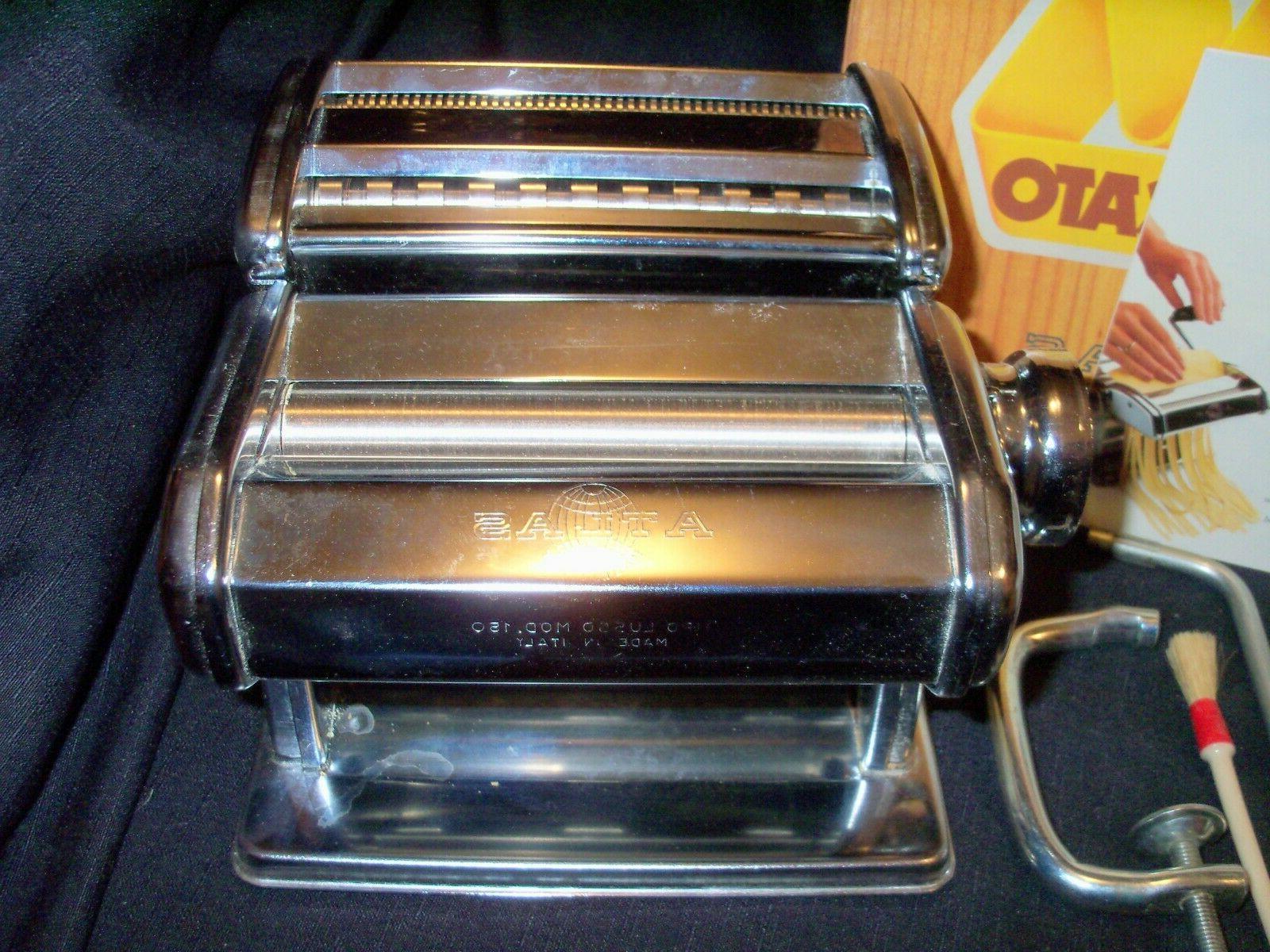 New OMC Marcato 150 Pastabike w/box #2