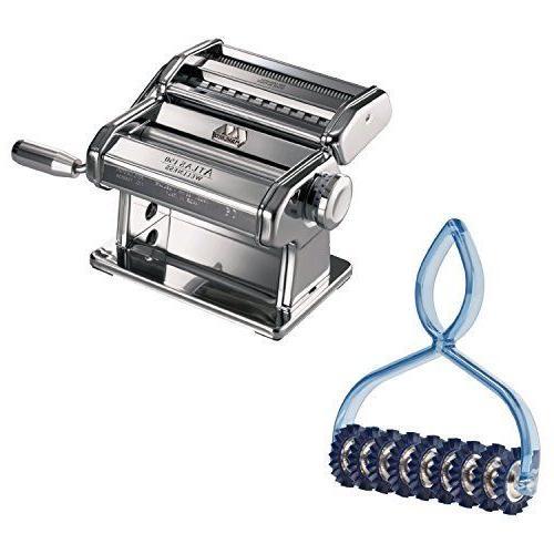 new atlas stainless steel pasta machine