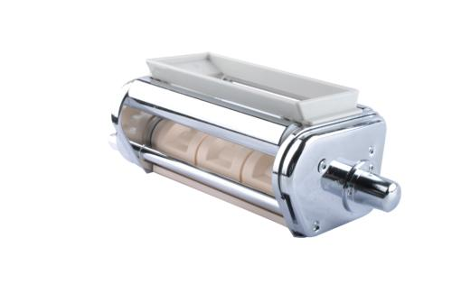 NEW & Stainless Steel Attachment Ravioli Maker
