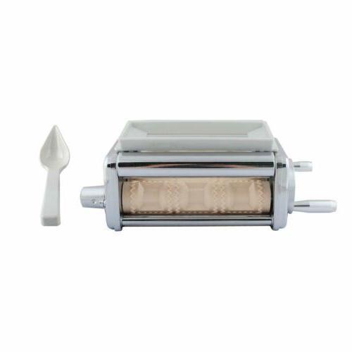 new kitchenaid pasta maker and cut krav
