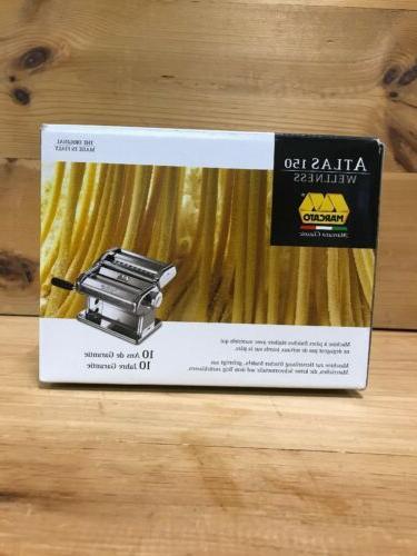 nib atlas 150 wellness pasta maker from