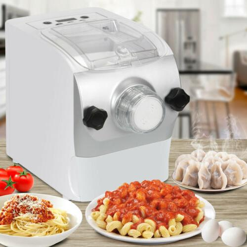 pasta and noodle maker plastic white automatic