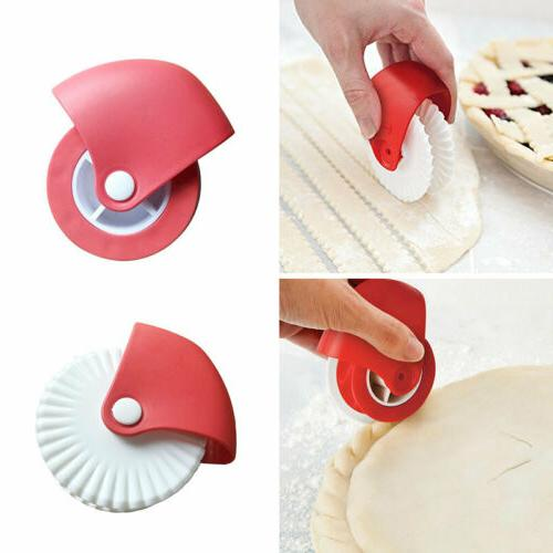 Pasta Cutting Pizza Cutter Kitchen Rolling Tools
