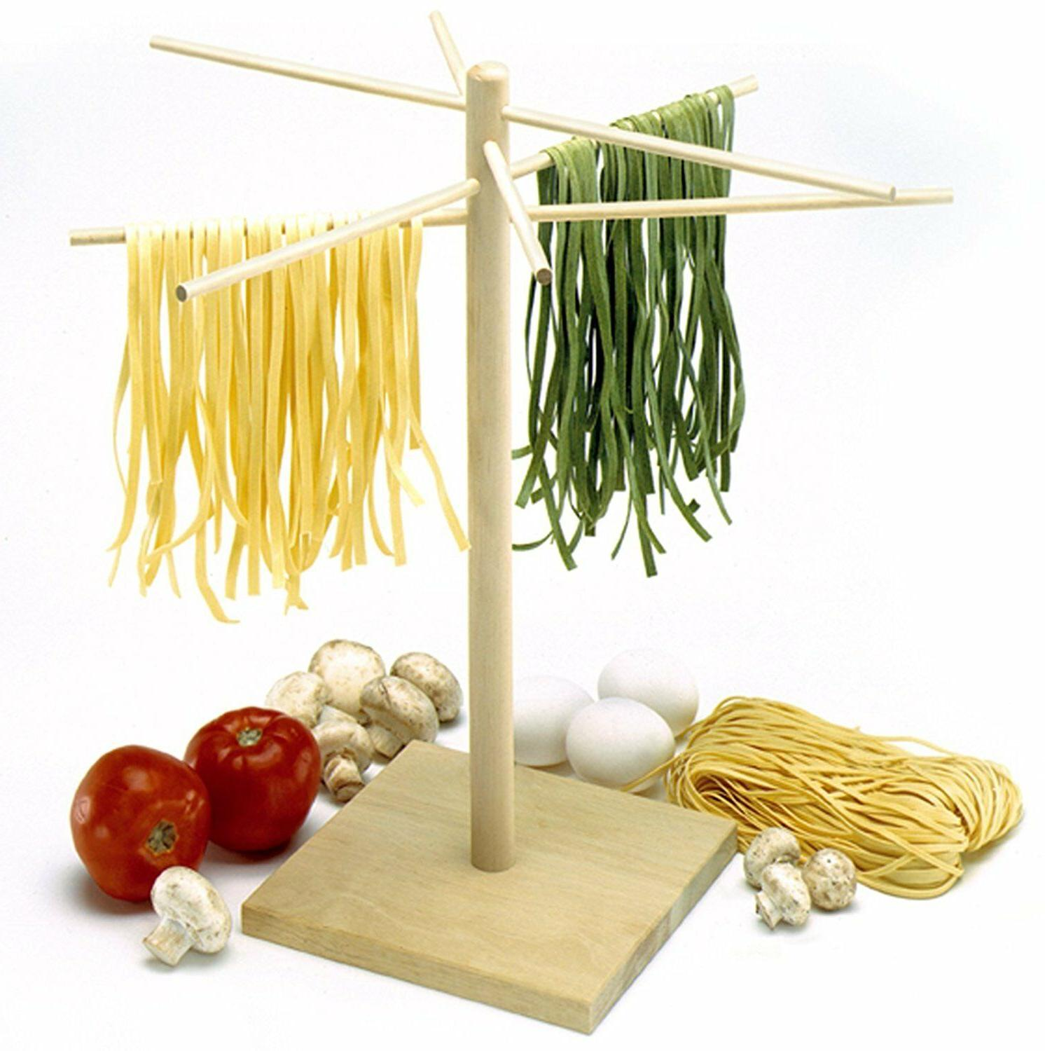 pasta drying rack stand spaghetti holder noodle