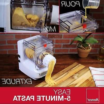 Ronco Maker, Pasta Maker 12 Types Dies