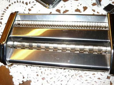 CucinaPro Pasta Maker Pasta Making Machine W/2 Heads