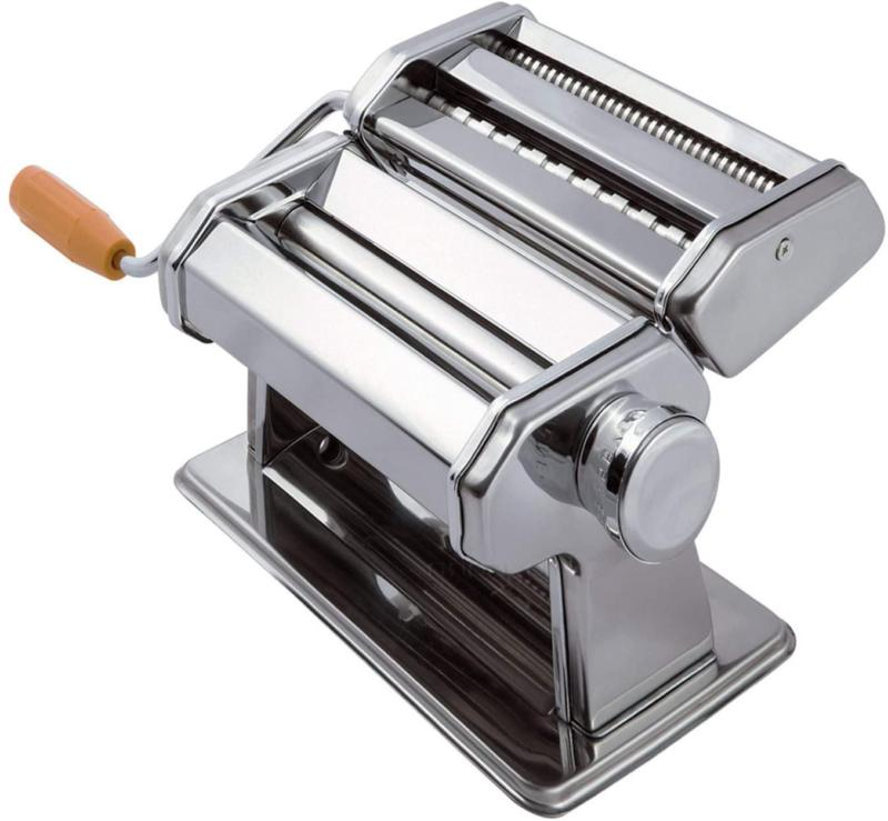 Pasta Maker Machine Hand Crank - Roller Cutter Noodle Makers