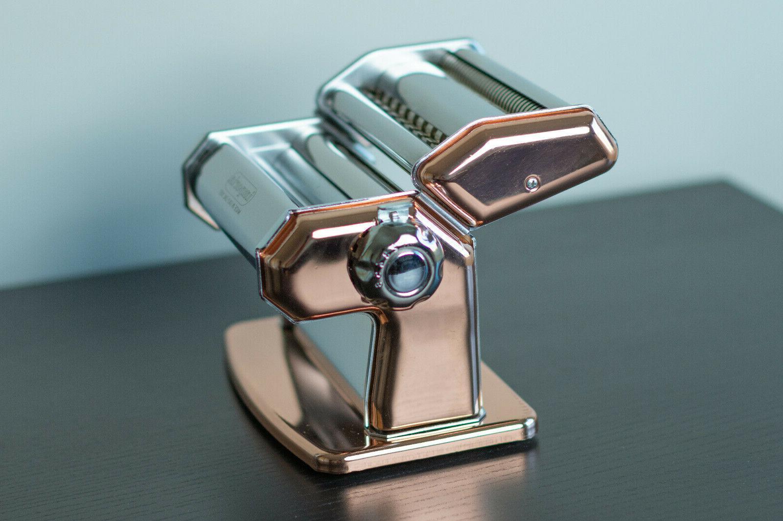 Imperia Pasta Maker Machine - Heavy Stainless Steel Lock - SP150