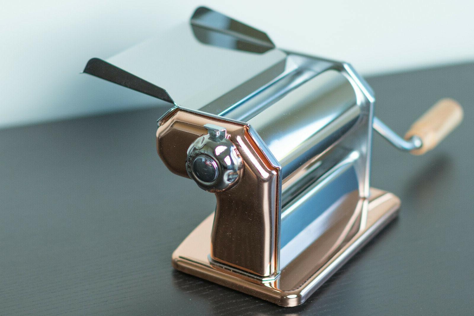 Imperia Maker Machine - Steel Easy Lock -