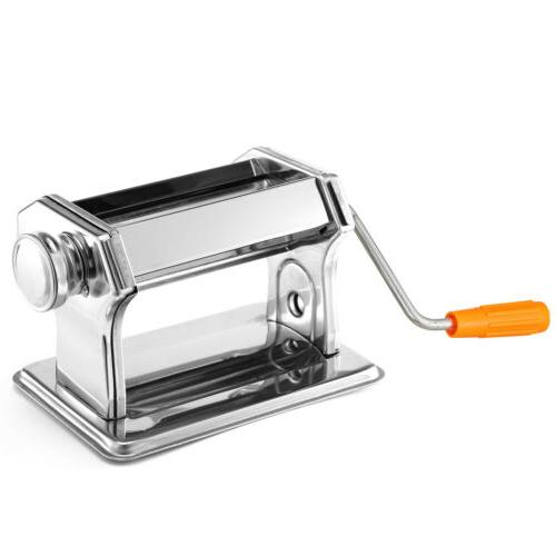 Pasta Maker Machine Steel Noodle Pasta Cutter Hand