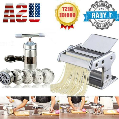 pasta maker roller machine fresh noodle spaghetti