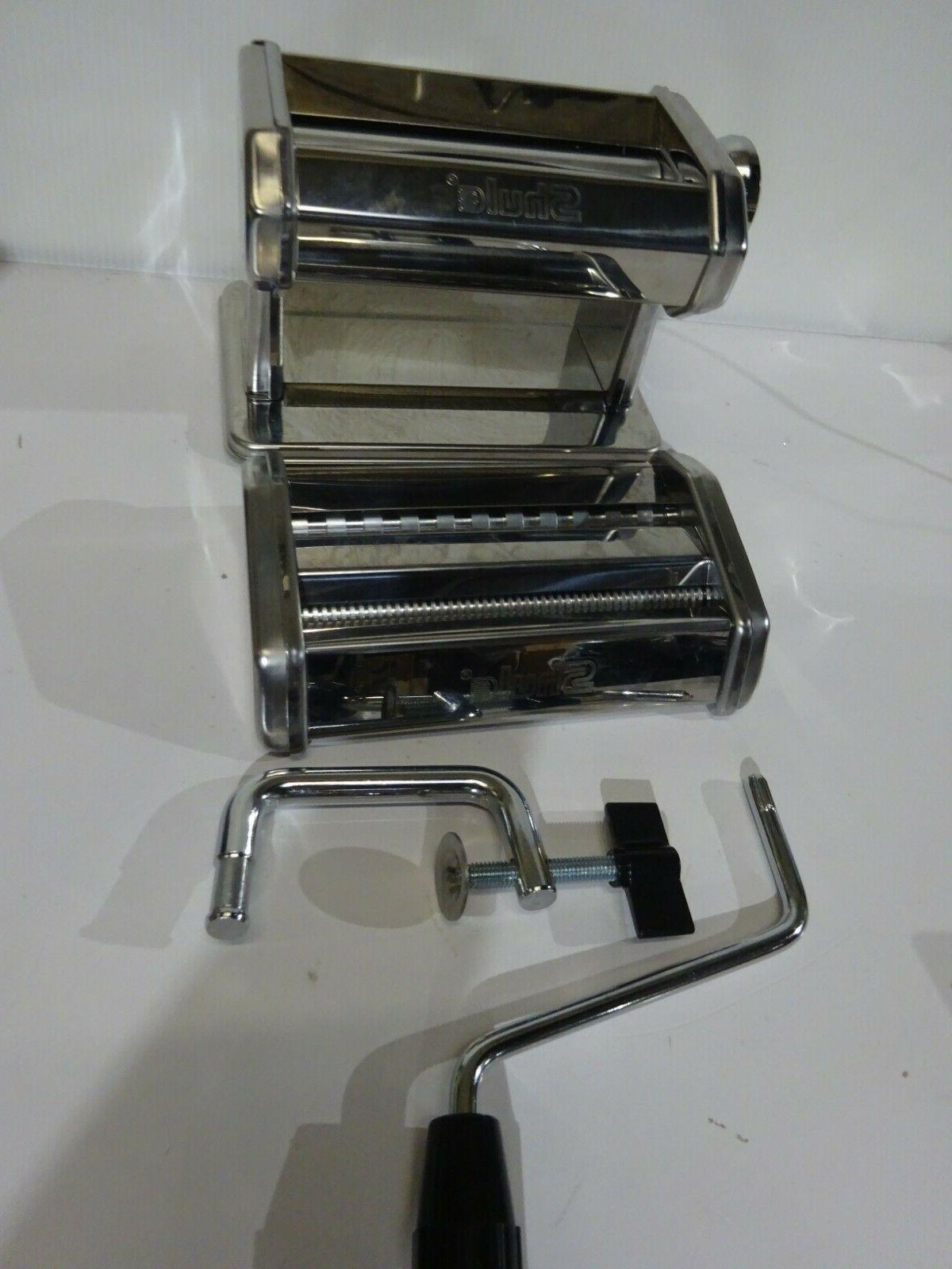 pasta maker stainless steel