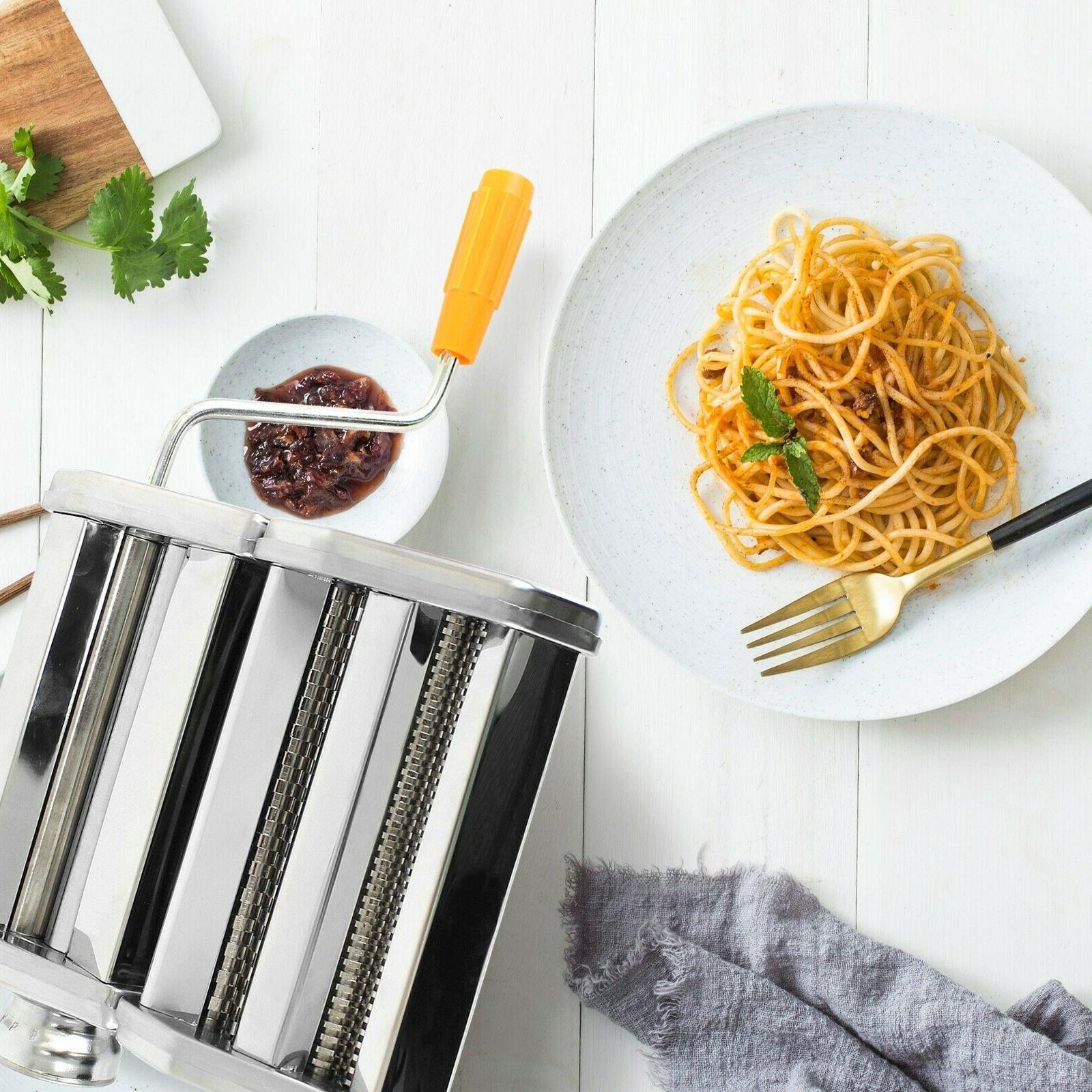 Pasta Steel Roller for Fresh Noodle Fettuccine