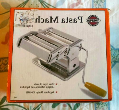 pasta making rolling machine 1049 new