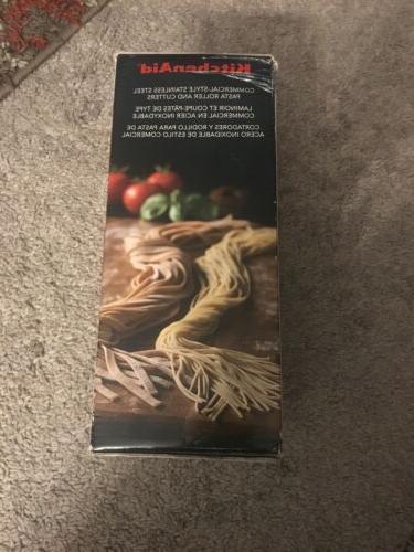 KitchenAid Pasta Fettuccini/Spaghetti