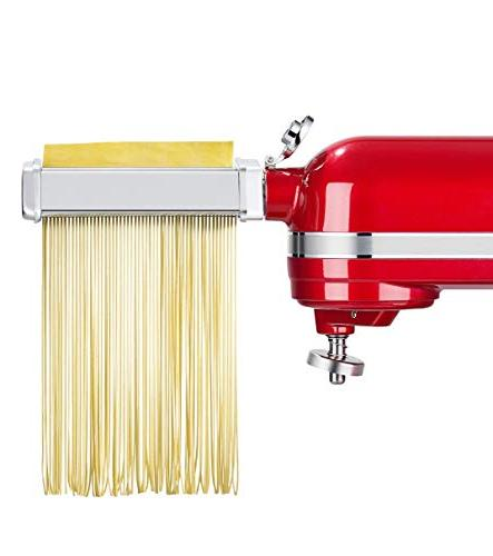 3 Pasta Cutter Set with Stand Included Spaghetti Cutter Maker Brush