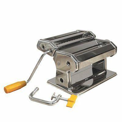roma stainless steel manual pasta