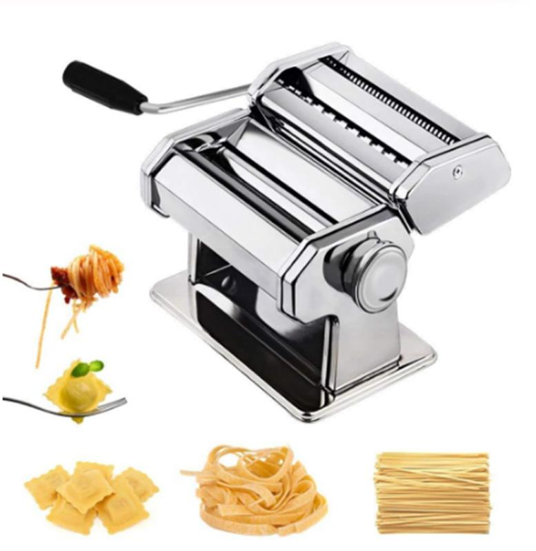 5 In 1 Stainless Steel Pasta Lasagna Spaghetti Tagliatelle R