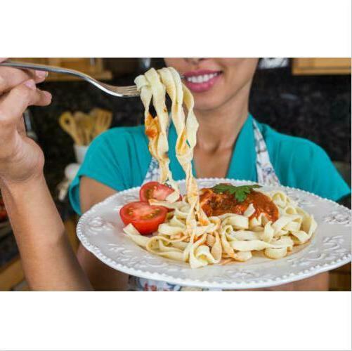 Stainless Steel Fresh Pasta Maker Spaghetti Noodle