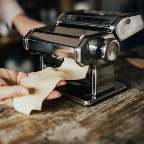 Pasta Maker Steel Pasta