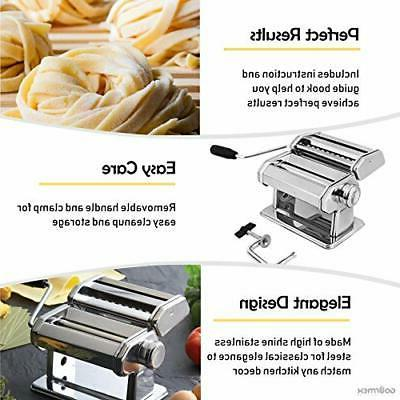 Stainless Maker Adjustable Thickness
