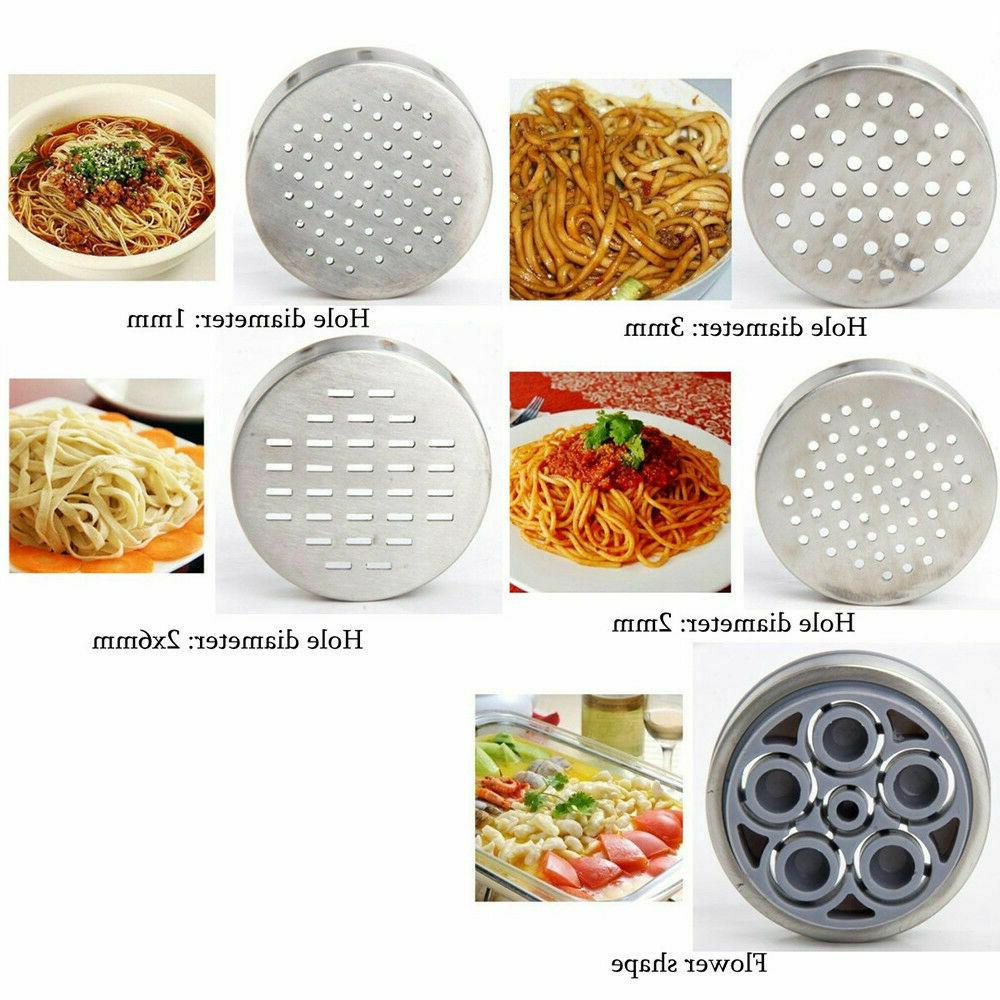 Stainless Pasta Noodle Maker Fruit Juicer Press Spaghetti Kitchen Machine