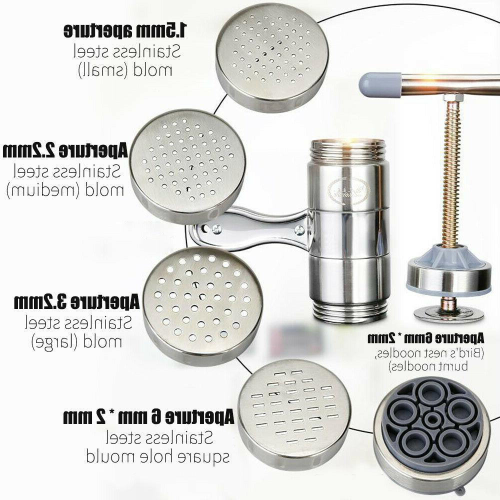 Stainless Steel Noodle Maker Fruit Spaghetti