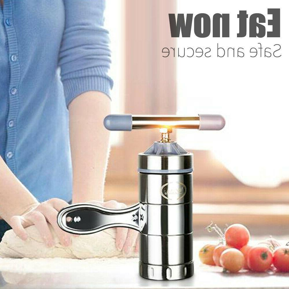 Stainless Noodle Maker Fruit Spaghetti Machine