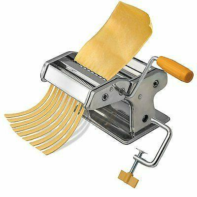 stainless still fresh pasta mechanical lola machines