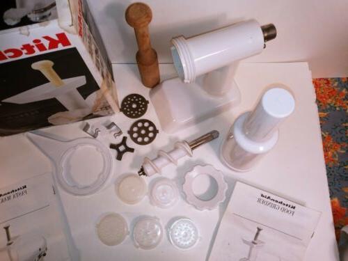 KitchenAid Stand Mixer Attachment Pasta Grinder