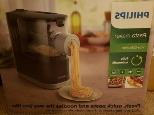 viva collection compact pasta and noodle maker
