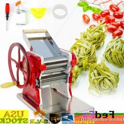 Manual Noodle Machine Electric Pasta Makers Dumpling Skin Ma