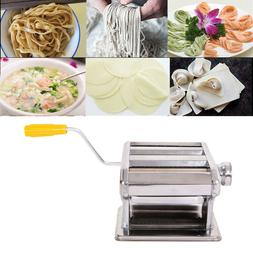 Manual Noodle Slice Cutter Machine Pasta Spaghetti Noodles B