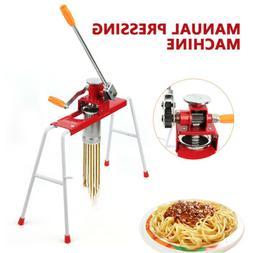 Manual Kitchen Spaghetti Pasta Press Manual Machine Pressing