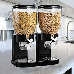 Multifunctional Pasta Cereal Dry Food Dispenser Storage Cont