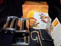 New OMC Marcato Atlas 150 Pasta Machine Pastabike w/box #2