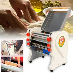 NEW Commercial Electric Pasta Maker Roller Machine Noodles 2