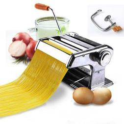 New Pasta Maker Roller Machine Fresh Noodle Spaghetti&Fettuc