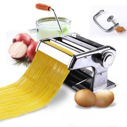 New Pasta Maker Roller Machine Fresh Noodle Spaghetti&Fettuc