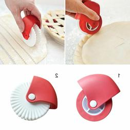 Pasta Cutting Tool Pizza Cutter Pastry Wheel Roller Kitchen