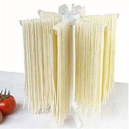 Pasta Drying Rack Collapsible Spaghetti Dryer Stand Kitchen
