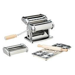Imperia Pasta Gift Box Set, Pasta Maker, Ravioli & More