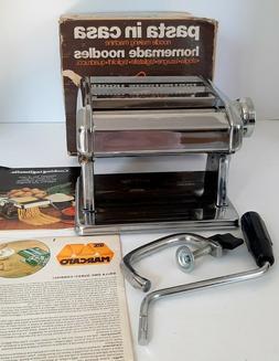 Pasta in Casa Homemade Noodle Maker Machine Gourmet Kitchen