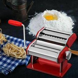 Pasta Machine, 150 Roller Pasta Maker, 9 Adjustable Thicknes