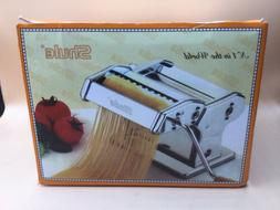 PASTA MACHINE SHULE BY KITCHEN COLLECTION MAKES FETTUCCINE,