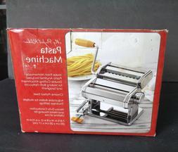 My Perfect Kitchen Pasta Machine Stainless Steel Spaghetti N