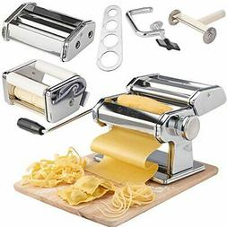 Pasta Maker, 3 In 1 Pasta Machine Stainless Steel, Pasta Rol