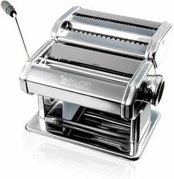 Pasta Maker By Shule – Stainless Steel Pasta Machine Inclu