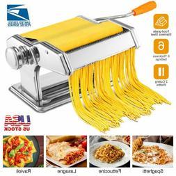 Pasta Maker Fresh Noodles Roller Machine Spaghetti Tagliatel