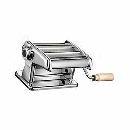 Pasta Maker Machine by Imperia- Heavy Duty Steel Constructio